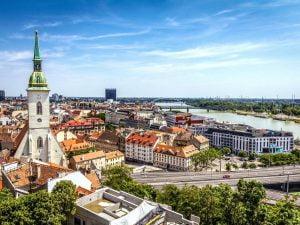 Bratysława - Doradzamy co zwiedzić, jak dojechać, gdzie znaleźć nocleg